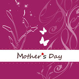 Mother´s day card Stock Photo