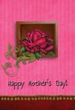 Mother's Day Card No1 Stock Images