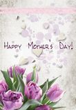 Mother's Day Card No2 Royalty Free Stock Photography