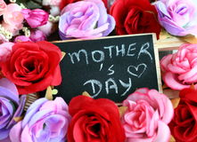 Mother's day celebration Stock Photography