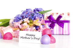 Mother's Day Concept Royalty Free Stock Photography