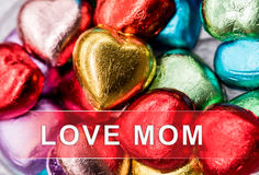 Mother`s day Stock Photography