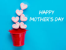 Mother`s day concept. Royalty Free Stock Photo