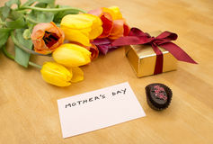 Mother`s Day concept Royalty Free Stock Image