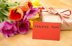 Mother`s Day concept Royalty Free Stock Photography
