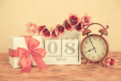 Mother's day concept Royalty Free Stock Images