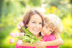 Mother's day Stock Images