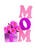 Mother's Day decor and gifts Stock Photos