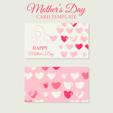 Mother's Day Design Kit Royalty Free Stock Image
