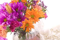 Mother's Day Flowers Stock Photography