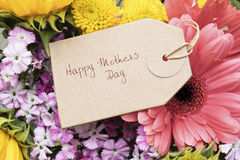 Free Mother`s Day Flowers Stock Photo - 91525640