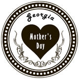 Mother's Day in Georgia Stock Image