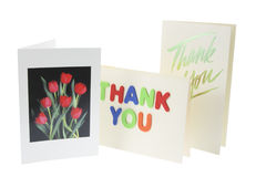 Mother's Day Greetings Cards Stock Photography