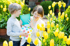Mother's day Royalty Free Stock Photo
