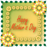 Mother's Day Illustration Stock Photo