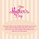 Mother's day Stock Image
