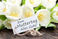 Mother's Day - Muttertag Stock Photos