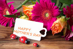 Mother`s day Stock Images