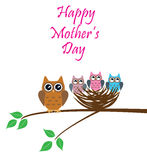 Mother's Day Vector Stock Photo