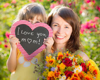 Mother`s day Stock Photo