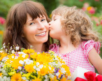 Mother's day Stock Photos
