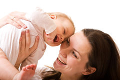 Mother's love Royalty Free Stock Photos