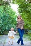 Mother's love. Stock Photos