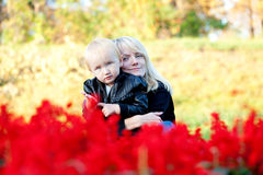 Mother's love. Royalty Free Stock Photos