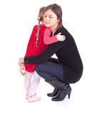 Mother's love Royalty Free Stock Image