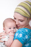 Mother's Love Stock Images