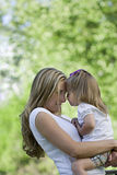 Mother's Love Stock Photography
