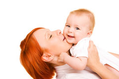 Mother's love Royalty Free Stock Images