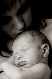 Mother`s love Royalty Free Stock Photos