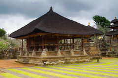 Mother's Temple on Bali. Stock Photos