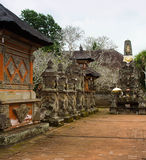 Mother's Temple on Bali. Royalty Free Stock Photo