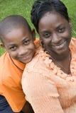Mother Son Royalty Free Stock Photos
