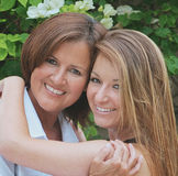 Mother Teen Daughter Love Royalty Free Stock Photography
