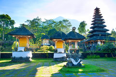 Mother Temple of Besakih, Bali Stock Photos