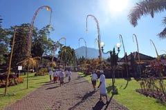 The Mother Temple of Besakih, Bali Stock Photos