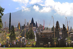 The Mother Temple of Besakih, Bali Royalty Free Stock Image