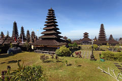 The Mother Temple of Besakih, Bali Royalty Free Stock Photos