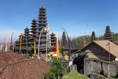 The Mother Temple of Besakih, Bali Stock Images