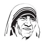 Mother Teresa libre illustration