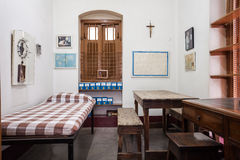 Mother Teresa House royalty free stock image