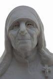 Mother Teresa monument in Skopje Stock Image
