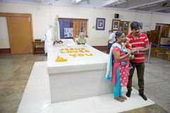 Mother Teresa tomb, Kolkata, India Stock Image