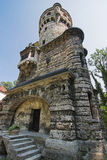 Mother tower (Mutterturm) in Landsberg on the Lech, Germany Royalty Free Stock Photography