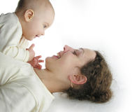 Free Mother With Baby Royalty Free Stock Photo - 266675