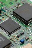 Motherboard Royalty-vrije Stock Fotografie
