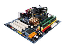 Free Motherboard Stock Photos - 15981973